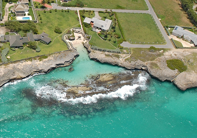 Shark Hole Barbados of Sharks' Hole Barbados