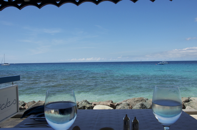 Our View at The Tides Restaurant Barbados