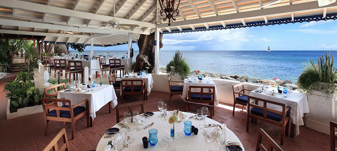 The Tides Restaurant Barbados