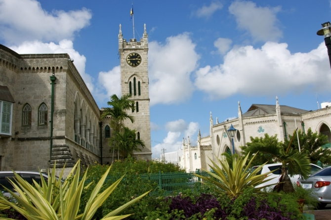 Parliament Building Bridgetown, Barbados