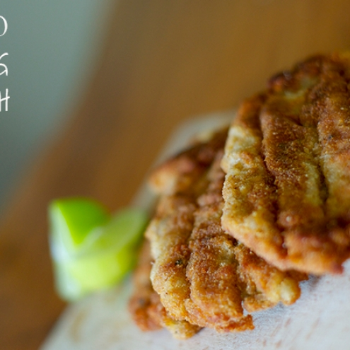 Fried Flying Fish Recipe Barbados