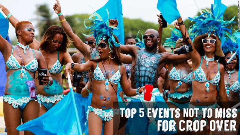 Top 5 Events NOT to miss for Crop Over