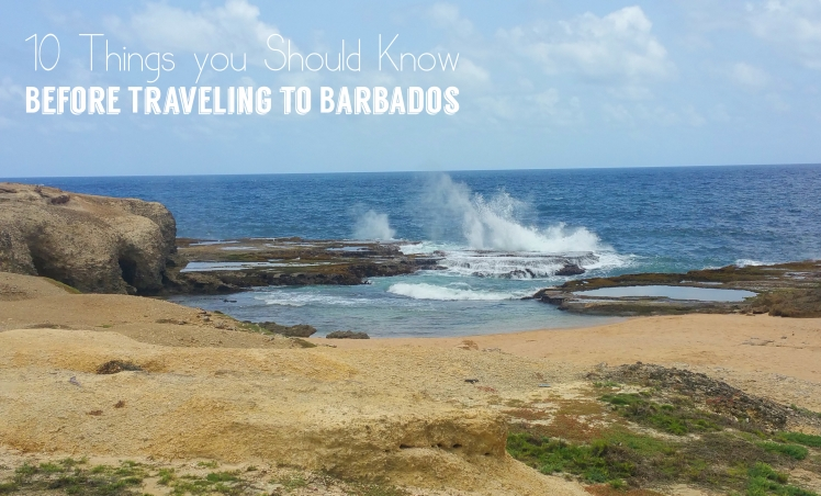 10 Things you Should Know Before Traveling to Barbados