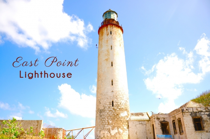 East Point Lighthouse Barbados