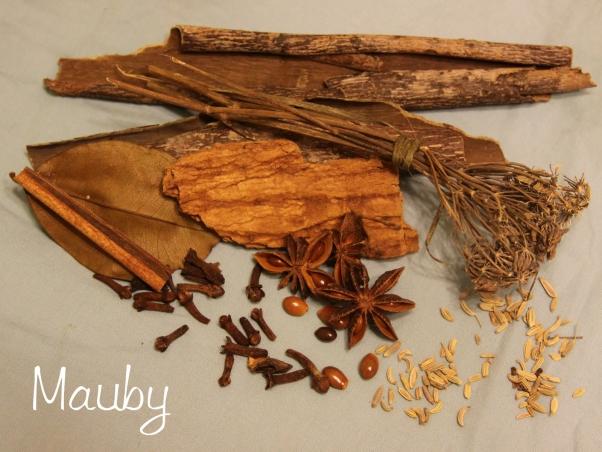 Mauby Recipe - Barbados