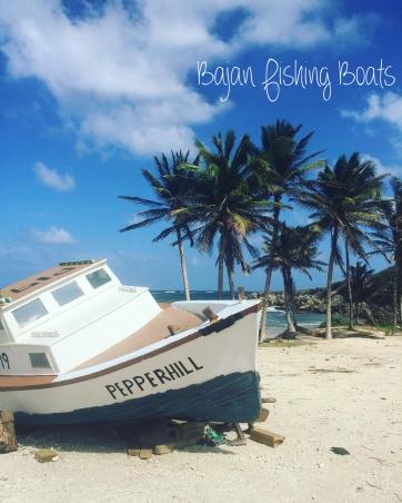 Bajan Fishing Boat