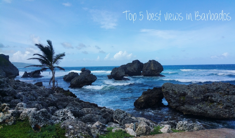 Top 5 best views in Barbados