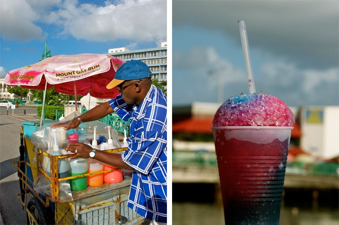 Snow Cones Barbados