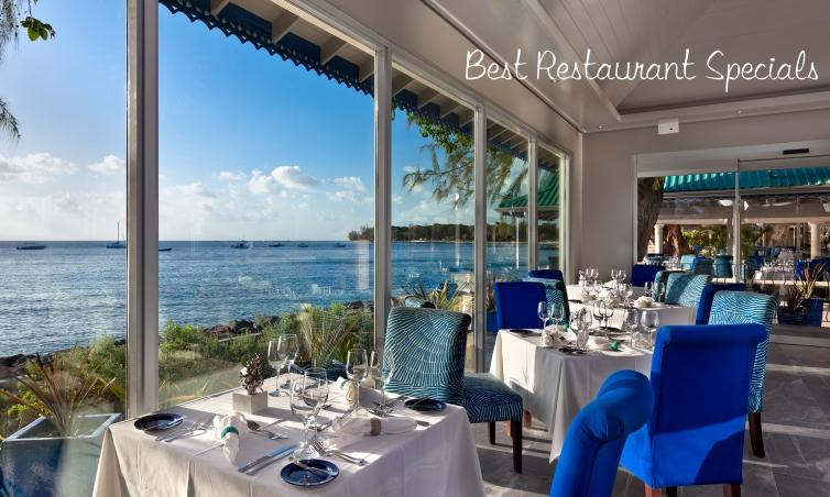 Barbados' Best Restaurant Specials | The Tides Restaurant