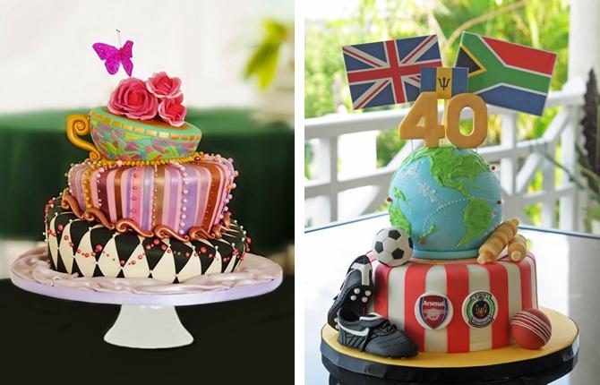 Pleasing A True Artist Annalise Cake Designer Loop Barbados Funny Birthday Cards Online Hetedamsfinfo