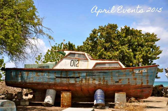 April Events 2015- Whats Happening in Barbados