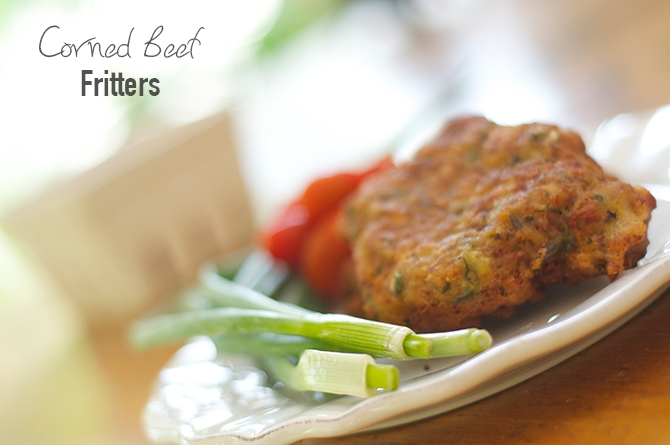Corned Beef Fritter Recipe Barbados