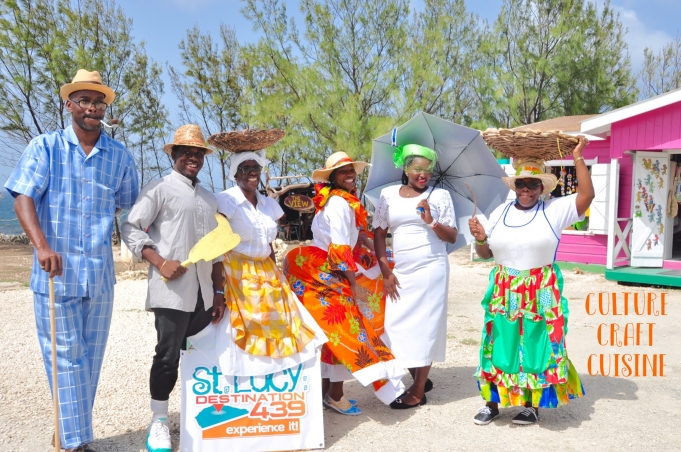 Culture craft and cuisine here in Barbados
