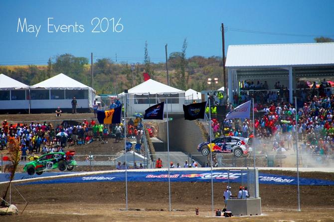 May Events Barbados 2016
