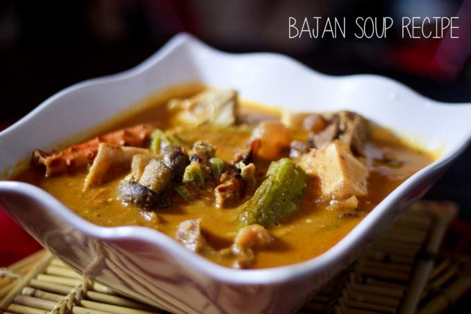 Cooking Bajan Style: Bajan Soup Recipe
