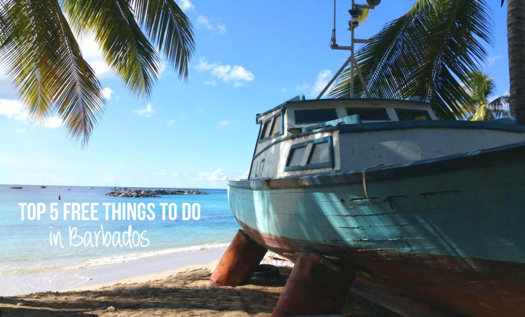 Top 5 free things to do in Barbados