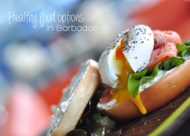 Healthy food options in Barbados