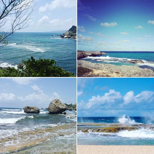 Atlantic Ocean| Barbados
