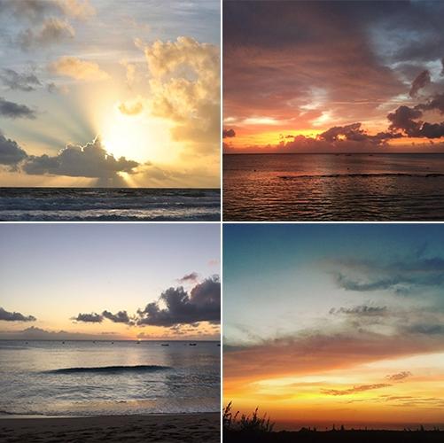 Golden Sunsets| Barbados