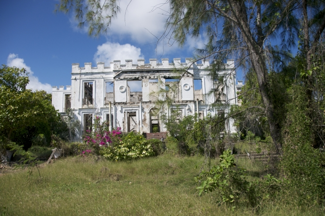 Sam Lord's Castle Barbados