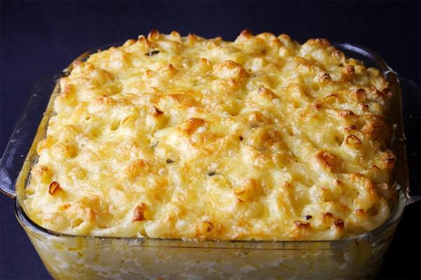 Macaroni Pie Barbados