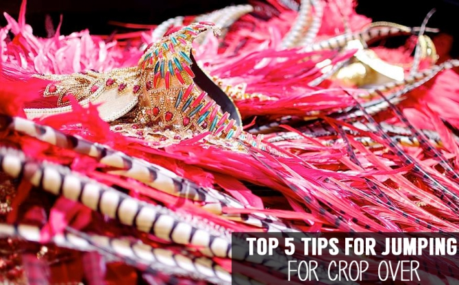 Top 5 tips for jumping for Crop Over in Barbados