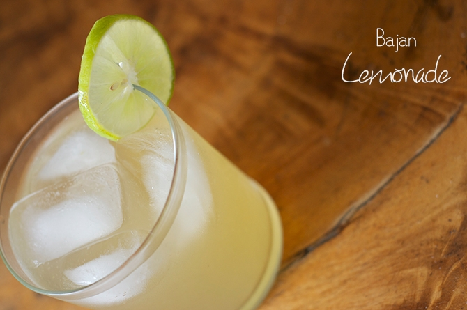 Bajan Lemonade Recipe