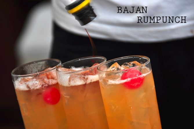 Bajan Rum Punch Recipe