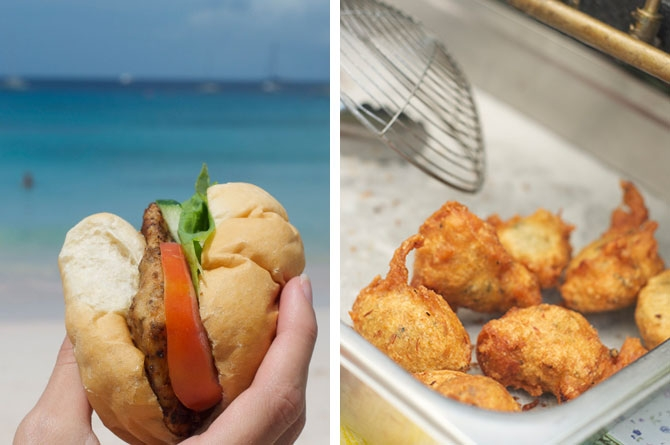 Top 5: Street foods in Barbados