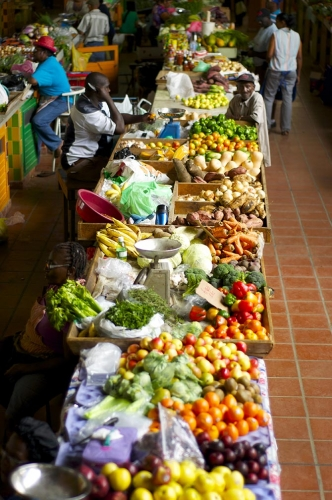 Cheapside Market Barbados