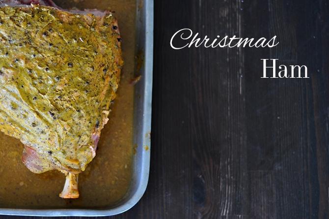 Christmas Ham in Barbados