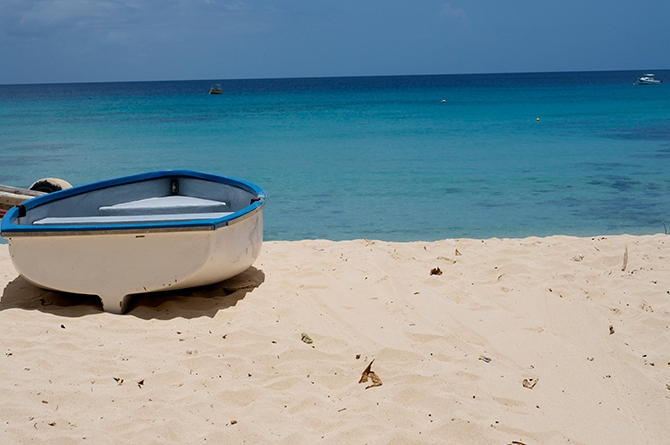 Fitts Village Beach Barbados