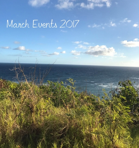 Barbados Events March 2017