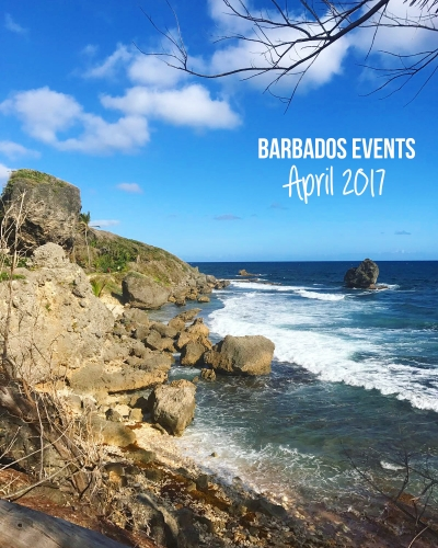 Barbados Events April 2017