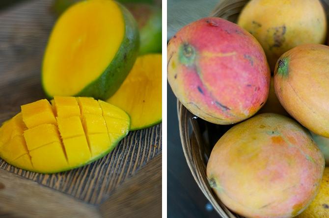 In Season: Mangos in Barbados