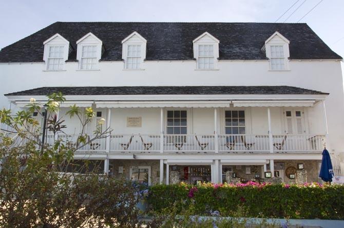 Arlington House, Speightstown Barbados