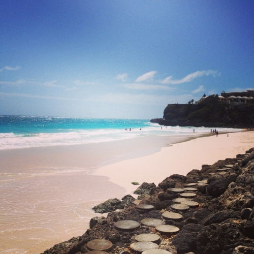 The Crane Beach, Barbados