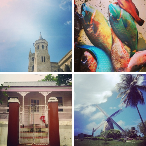 Cultural beauty in Barbados