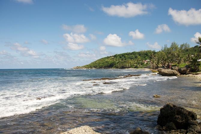 Martin's Bay Barbados