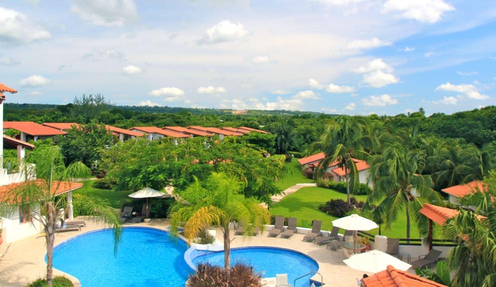 Sugar Cane Club Hotel & Spa Barbados- Pool View
