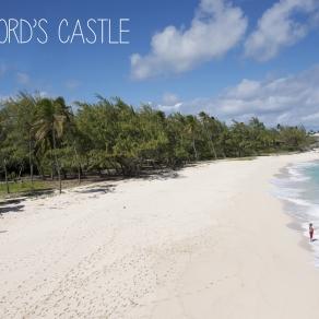 Sam Lord's Castle beach Barbados