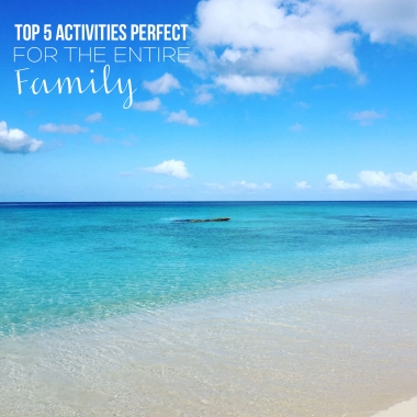 Top 5 Activities in Barbados Perfect for the Entire Family