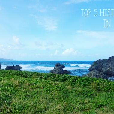 Top 5 Historic Sites in Barbados