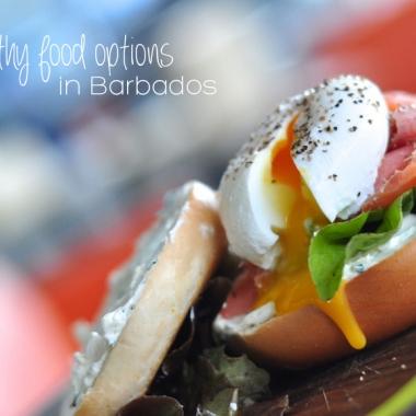 Healthy food options in Barbados