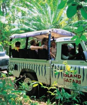 Island Safari Off Road Tours Barbados