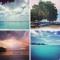 Skies and Seas of Barbados