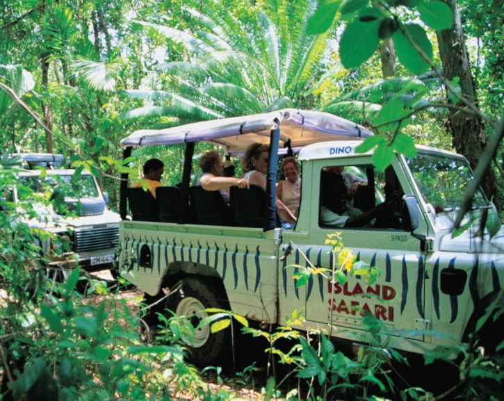 Island Safari Off Road Tours Barbados