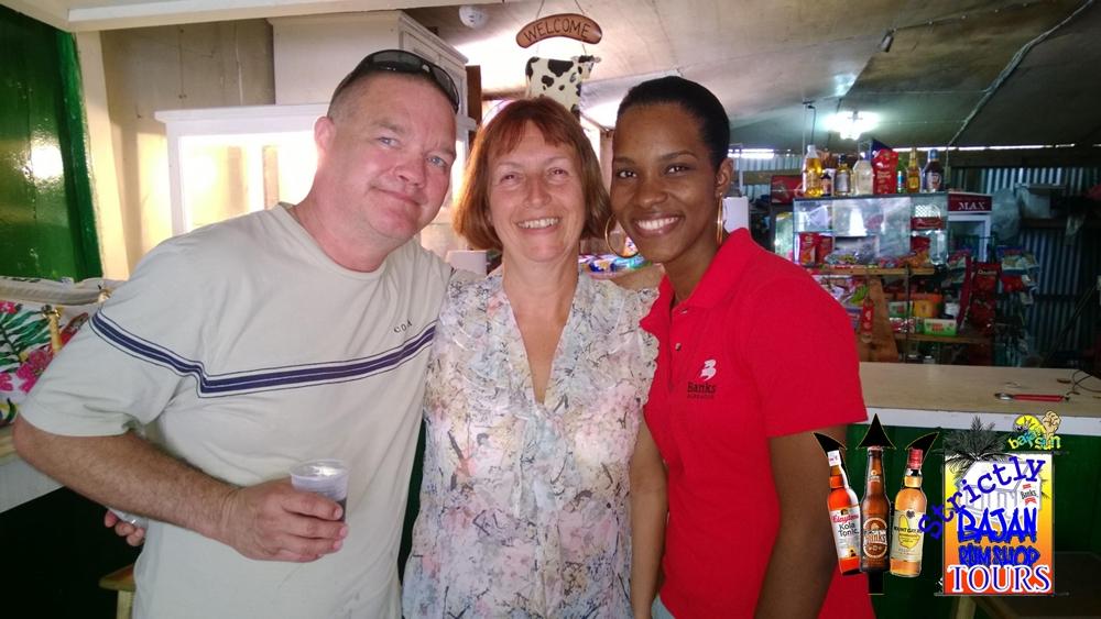 Strictly Bajan Rum Shop Tours