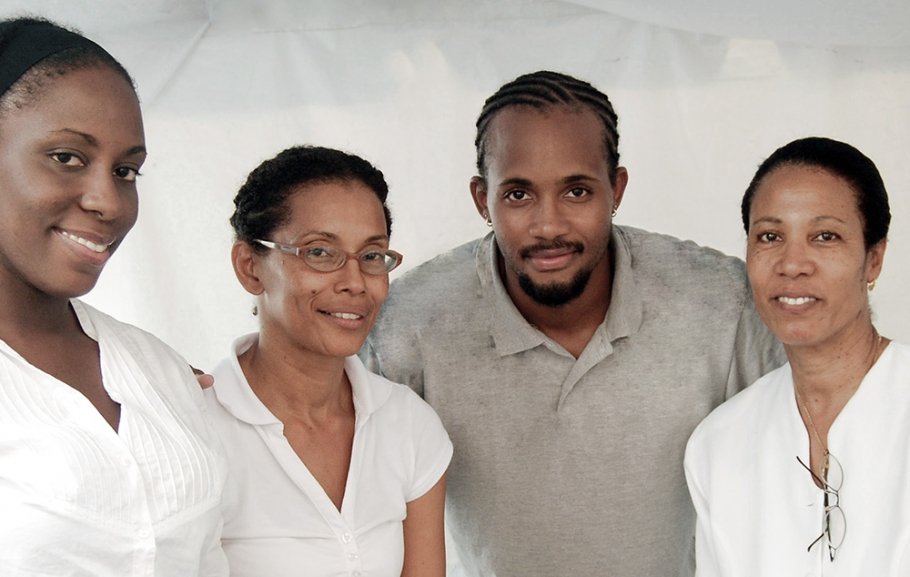 Tutch Mobile Spa Barbados- the Tutch team