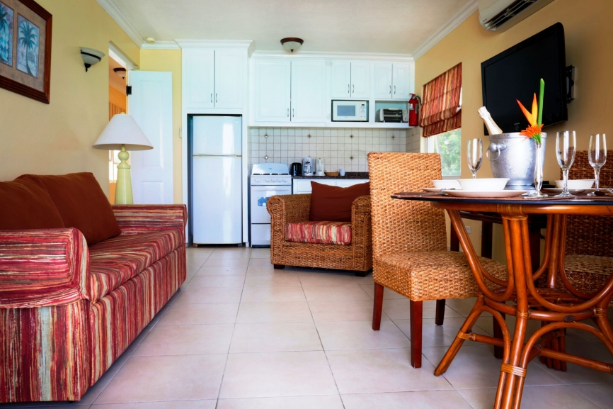 2 Bedroom Deluxe Suite Penthouse-Yellow Bird Hotel Barbados